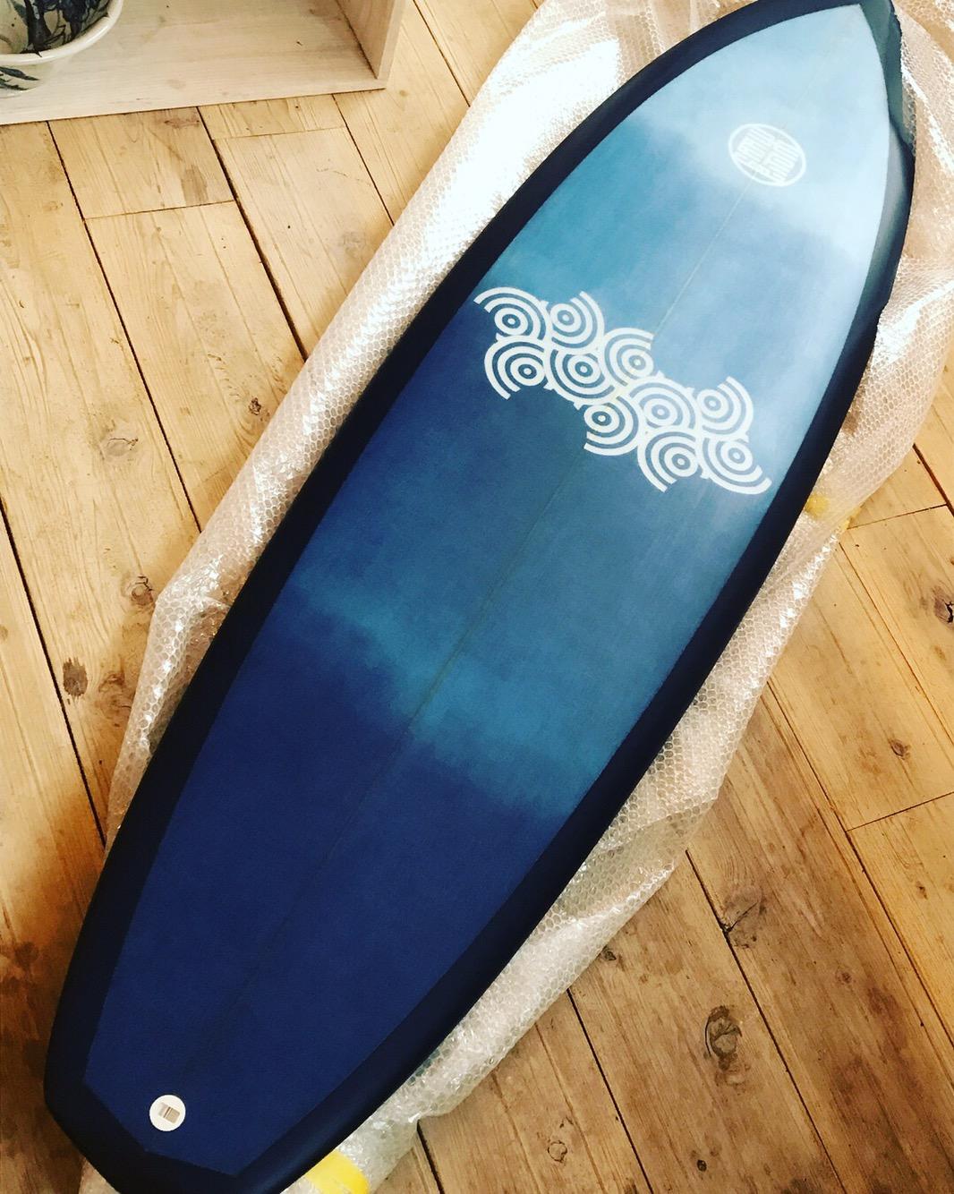 """indigosurf board """"kukai"""""""
