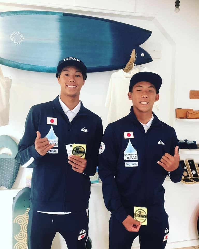 "Prosurfer ""keanu&Roy""@iBB"