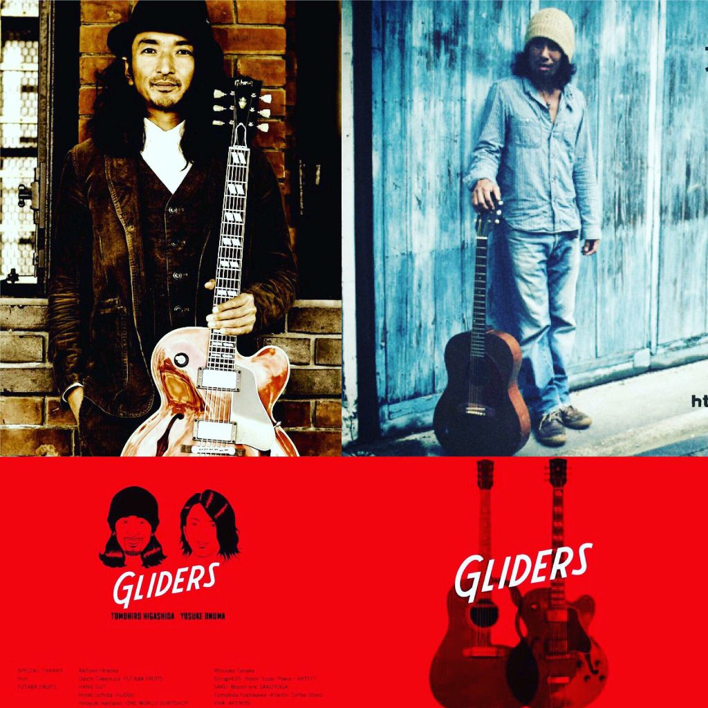 GLIDERS 1st album 「BE IN」release!!