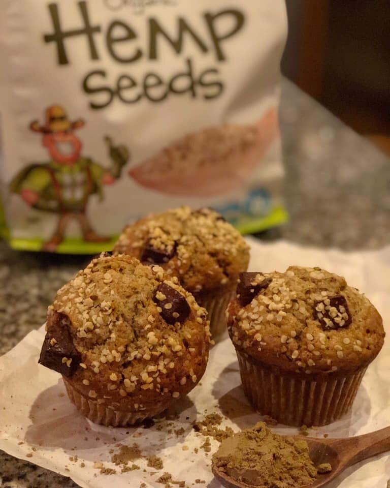 "\\ NEW‼︎ // ""HEMP Muffin!!"""