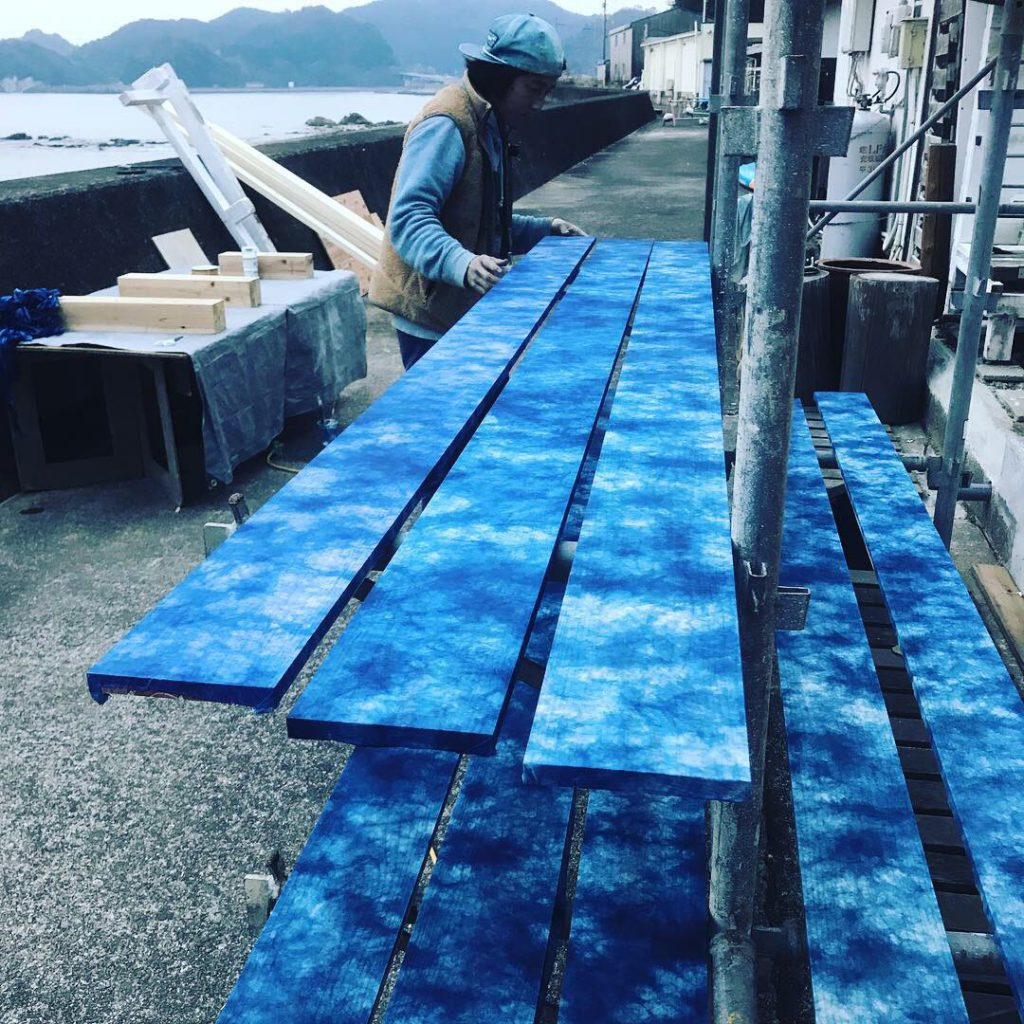 Re:novating⚒ oceanview indigosalon