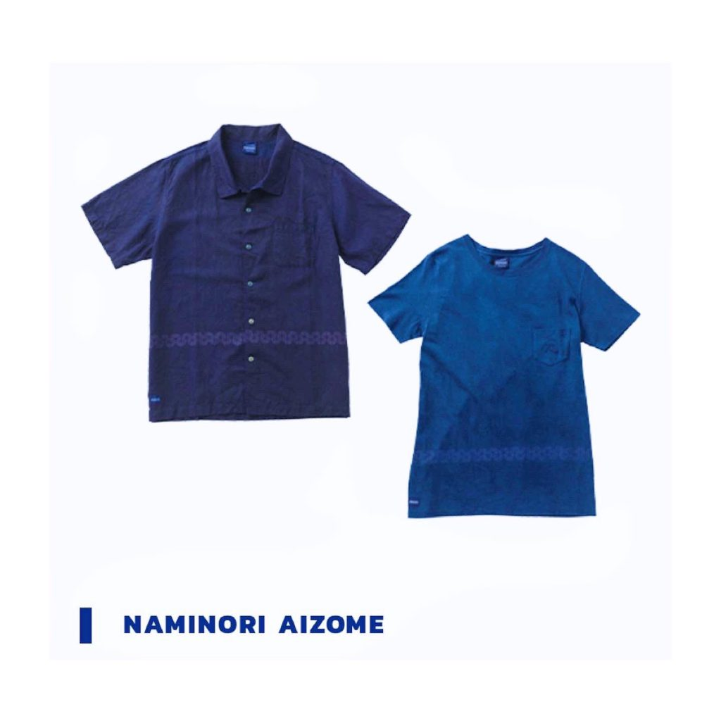 『NAMINORI AIZOME 』5/20 NewRelease‼︎